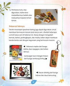 Seni Membuat Herbarium (sample 3)